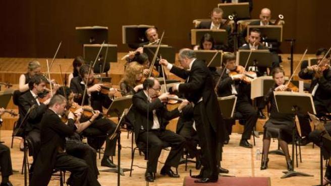 La orquesta compostelana inicia la temporada con una misa de Mozart.