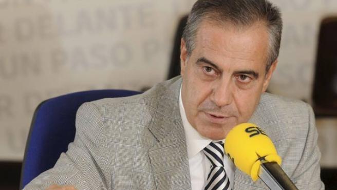 El ministro, en una entrevista en la Cadena SER (EFE).