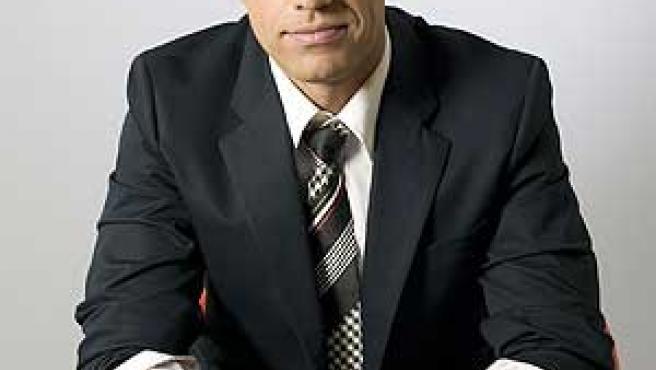 El presentador de televisión Emilio Pineda.