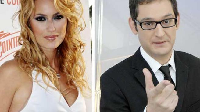 Carolina Cerezuela y Eugeni Alemany presentarán '¿Por qué no te callas?'.