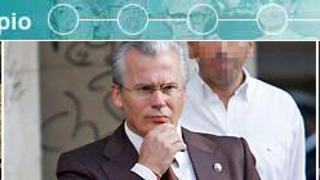El juez Garzón ha pedido elaborar un censo de desaparecidos durante la Guerra Civil y el franquismo. (ARCHIVO).