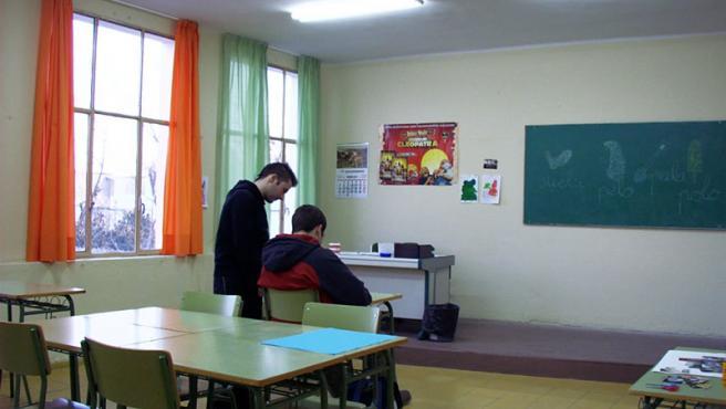 Uno de cada tres alumnos, fracasa en las aulas.