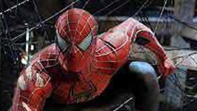 Fotograma de la película 'Spiderman 3'. (FOTO: SONY)