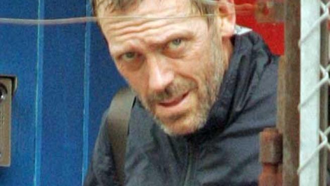 Hugh Laurie, ¿más sexy que George Clooney? (Fuente: Daily Mail)