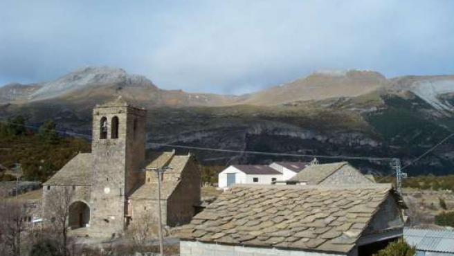 La localidad de Tella, en el Pirineo oscense. (FLICKR)