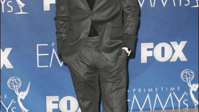Kanye West, en una foto de archivo, sonriente y tranquilo (Foto: KORPA).