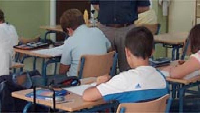 Las aulas vuelven a llenarse.