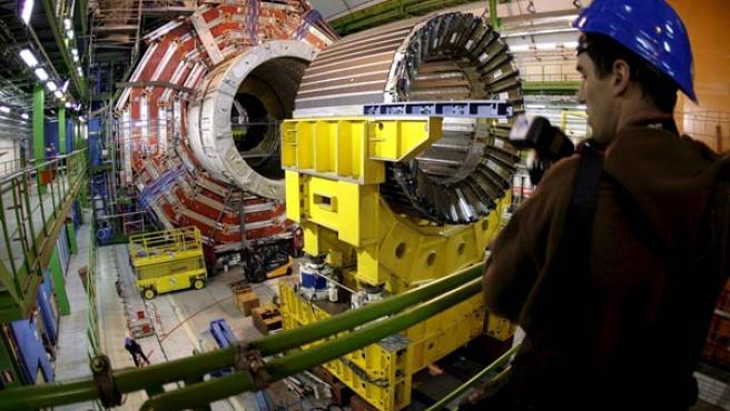El Gran Colisionador de Hadrones, una maravilla tecnológica.