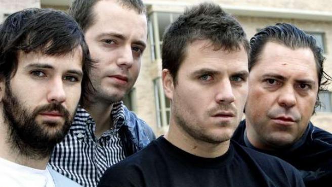 El grupo de pop-rock, 'El Canto del Loco'. (ARCHIVO)