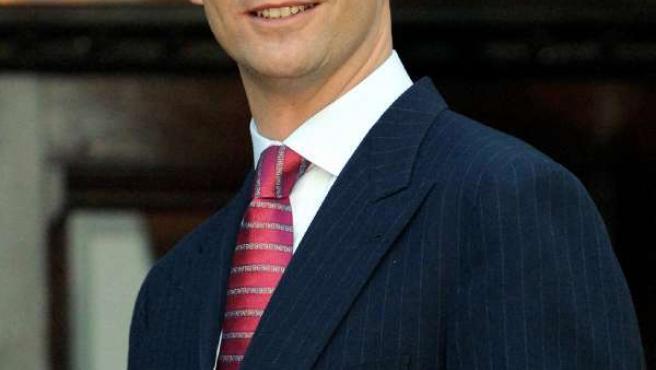 Su Alteza Real el Príncipe de Asturias.(ARCHIVO)