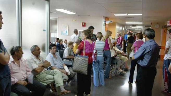 El 60% de los pacientes que acuden a urgencias sólo necesitan ir al centro de salud.