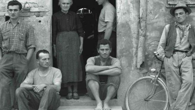 'The Family', de Paul Strand.