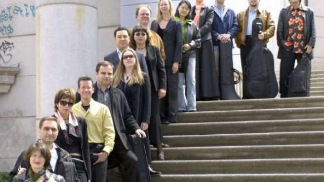 El grupo instrumental Siglo XXI está formado por músicos de la Orquesta Sinfónica de Galicia.