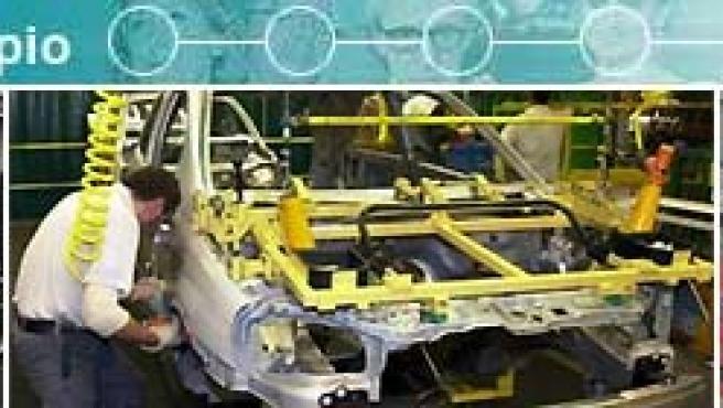 La crisis económica está golpeando de lleno a los grandes fabricantes mundiales de automóviles. (ARCHIVO).
