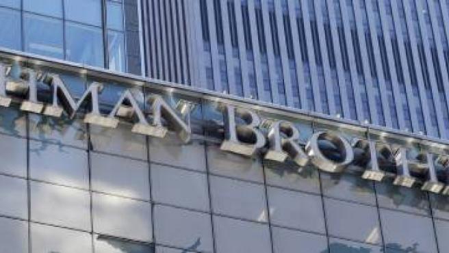 La sede de Lehman Brothers en Nueva York.
