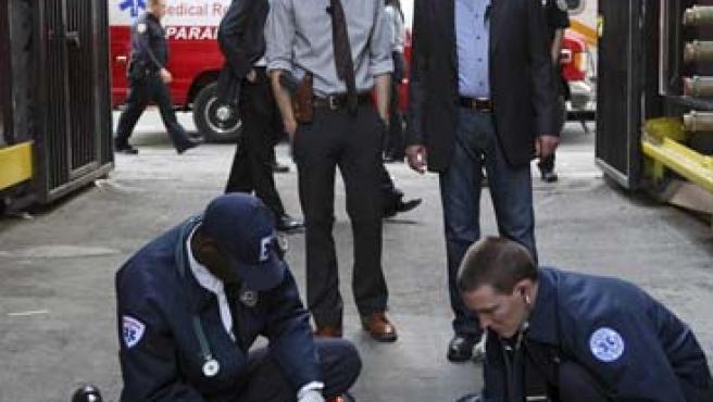 La serie muestra el trabajo de una brigada de criminalistas de élite.