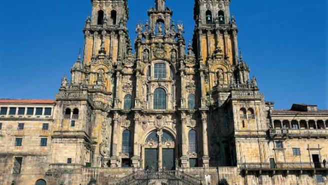 La catedral de Santiago de Compostela. (ARCHIVO)