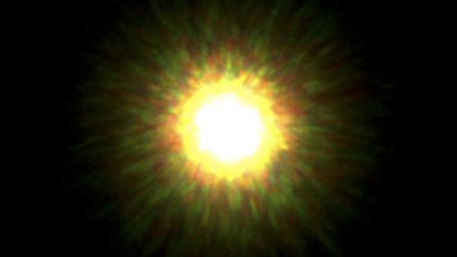 Las condiciones de vida en este planeta pueden ser parecidas a las de la Tierra.