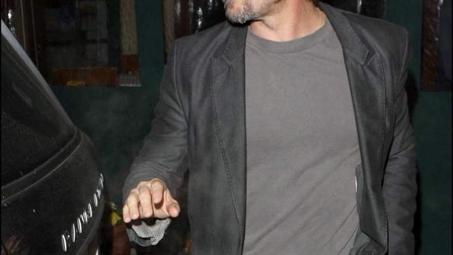 El actor, en una fotografía de archivo.