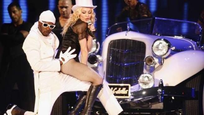 Madonna en Cheste