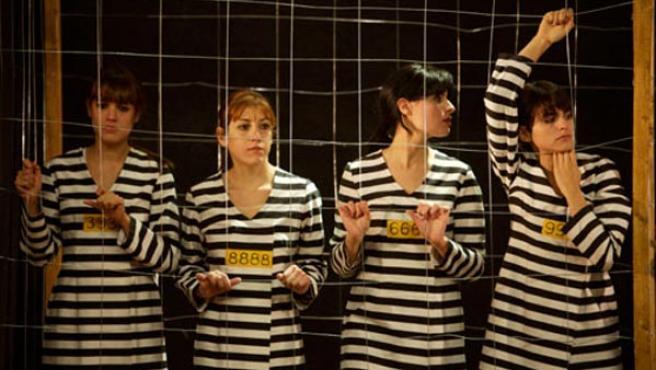 Una de las escenas de 'El patio de mi cárcel'.