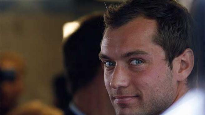 Jude Law, en una imagen de archivo.