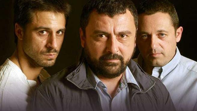 Los hombres de Paco.