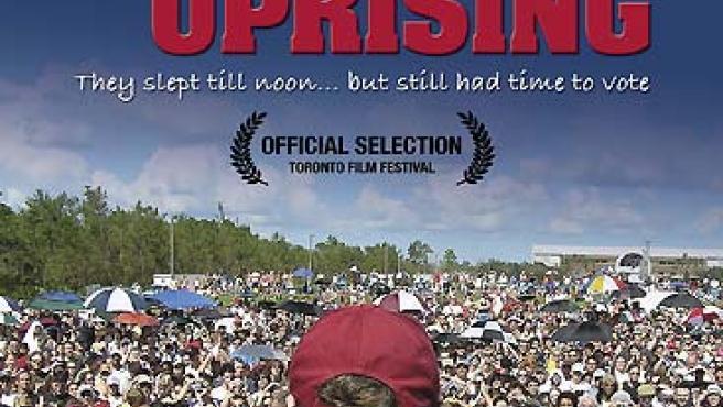 Michael Moore estrena 'Slacker Uprising' ('El alzamiento de los vagos'). (REUTERS).