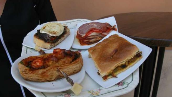 Tapas y pinchos en la Semana de la Tapa de Asturias. (ARCHIVO)