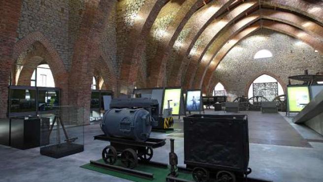 Museo de la siderurgia y de la minería en la ferrería restaurada de San Blas en Sabero. (ICAL)