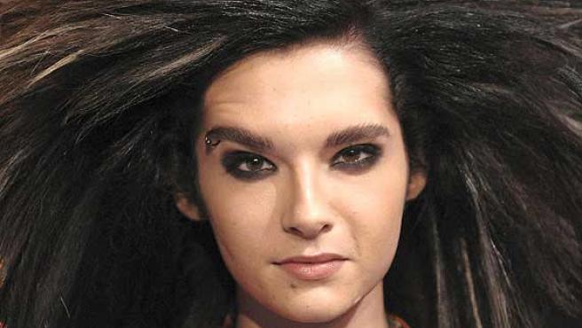 Bill Kaulitz, cantante de Tokio Hotel. FOTO: ARCHIVO.