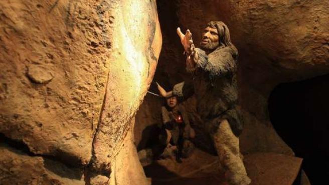 Los visitantes podrán conocer los descubrimientos del ser humano a través de escenografías a tamaño natural. (ICAL)