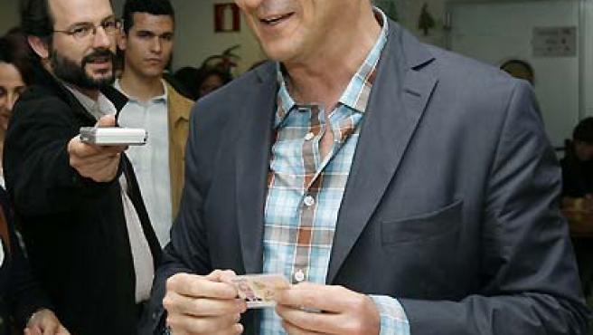 Miguel Sebastián, en una imagen de archivo.