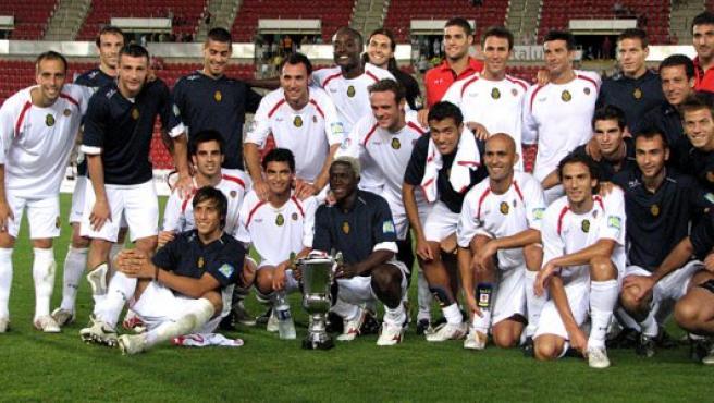 El Mallorca aspira esta temporada a Europa.