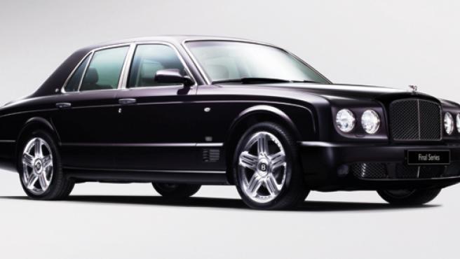Bentley Arnage Final Series.