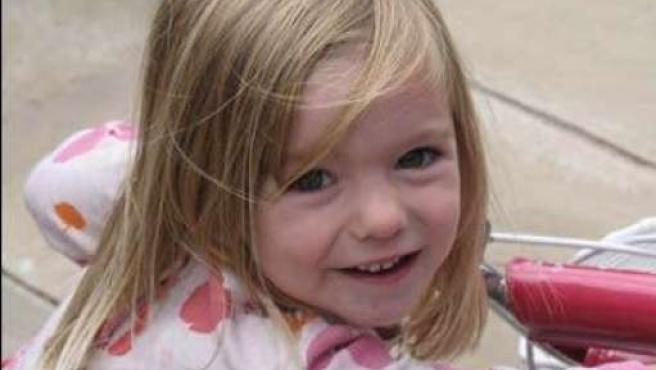 La pequeña Madeleine McCann desapareció la tarde del jueves 3 de mayo de 2007. 20MINUTOS/ARCHIVO.