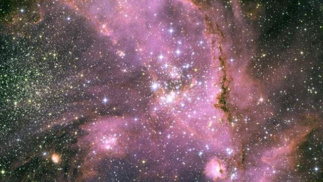 El lugar donde nacen las estrellas