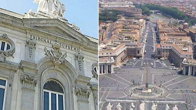 Pese a la norma dictada por El Vaticano), Madrid y Valencia se han negado reiteradamente a realizar estos cambios.