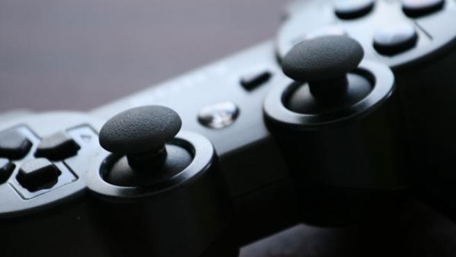 Mando de control de PlayStation 3.