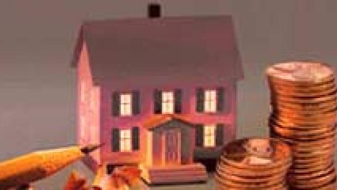 El importe de las hipotecas depende del euríbor (ARCHIVO).