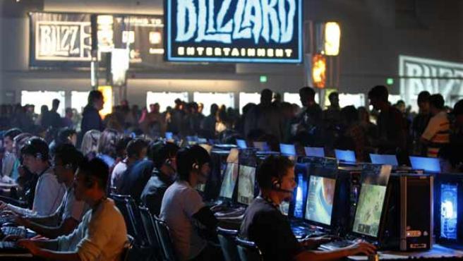 Campeonato de Warcraft en California (EFE)