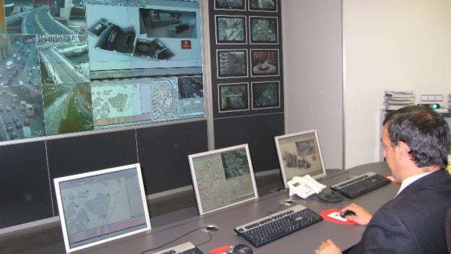 Centro de Control de Tráfico de Bilbao