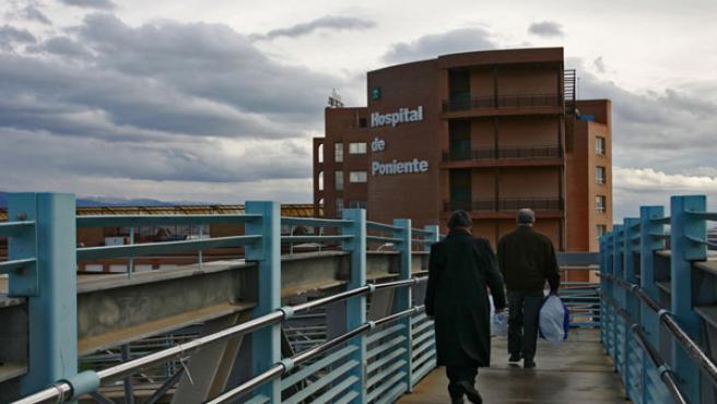 El intento de secuestro tuvo lugar en la zona de Maternidad del Hospital de Poniente en El Ejido.