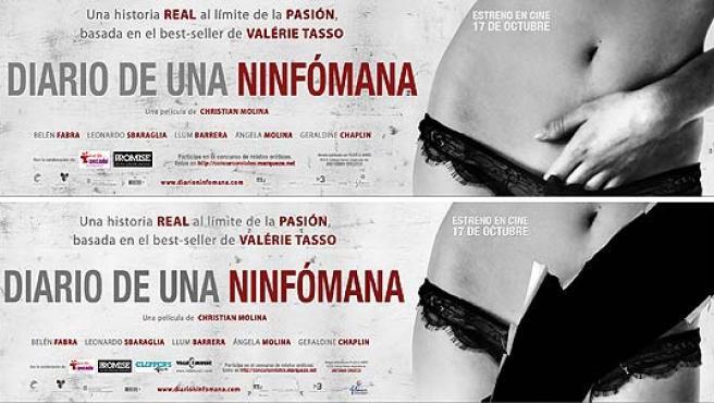 Versiones light de 'Diario de una Ninfómana'