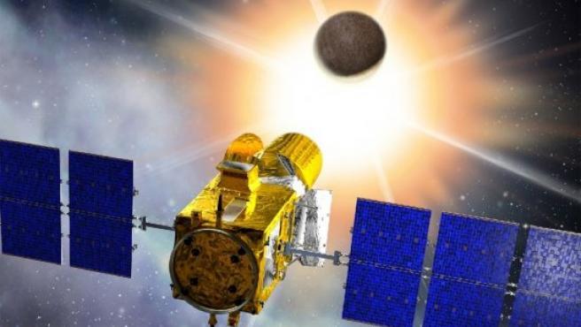 El nuevo planeta tiene una temperatura de 2.250 grados.