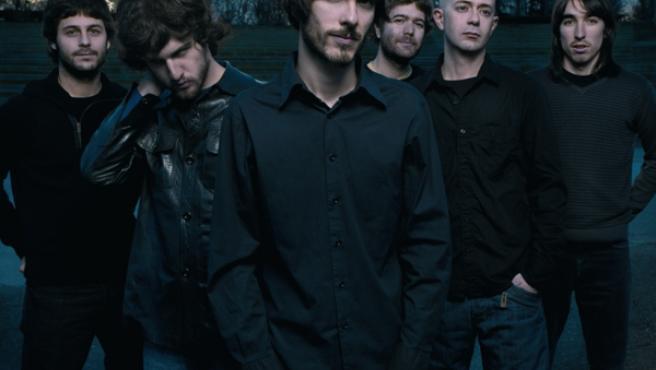 El grupo Vetusta Morla en una imagen promocional.