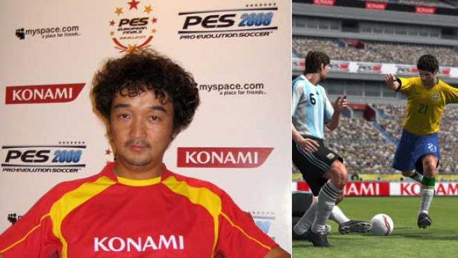 Shingo Seabass, principal responsable del 'PES 2009'.