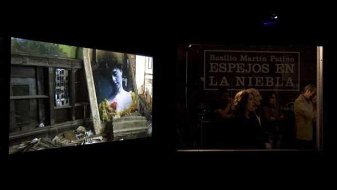 Proyecto expositivo 'Espejos en la niebla', del cineasta Basilio Martín Patino.