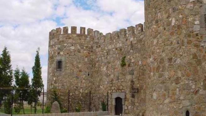 Castillo de Orgaz (Toledo).