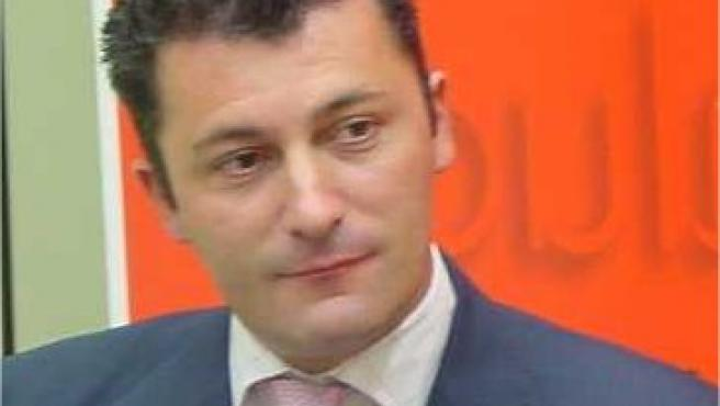 El diputado de UPN-PP, Santiago Cervera. (ARCHIVO)